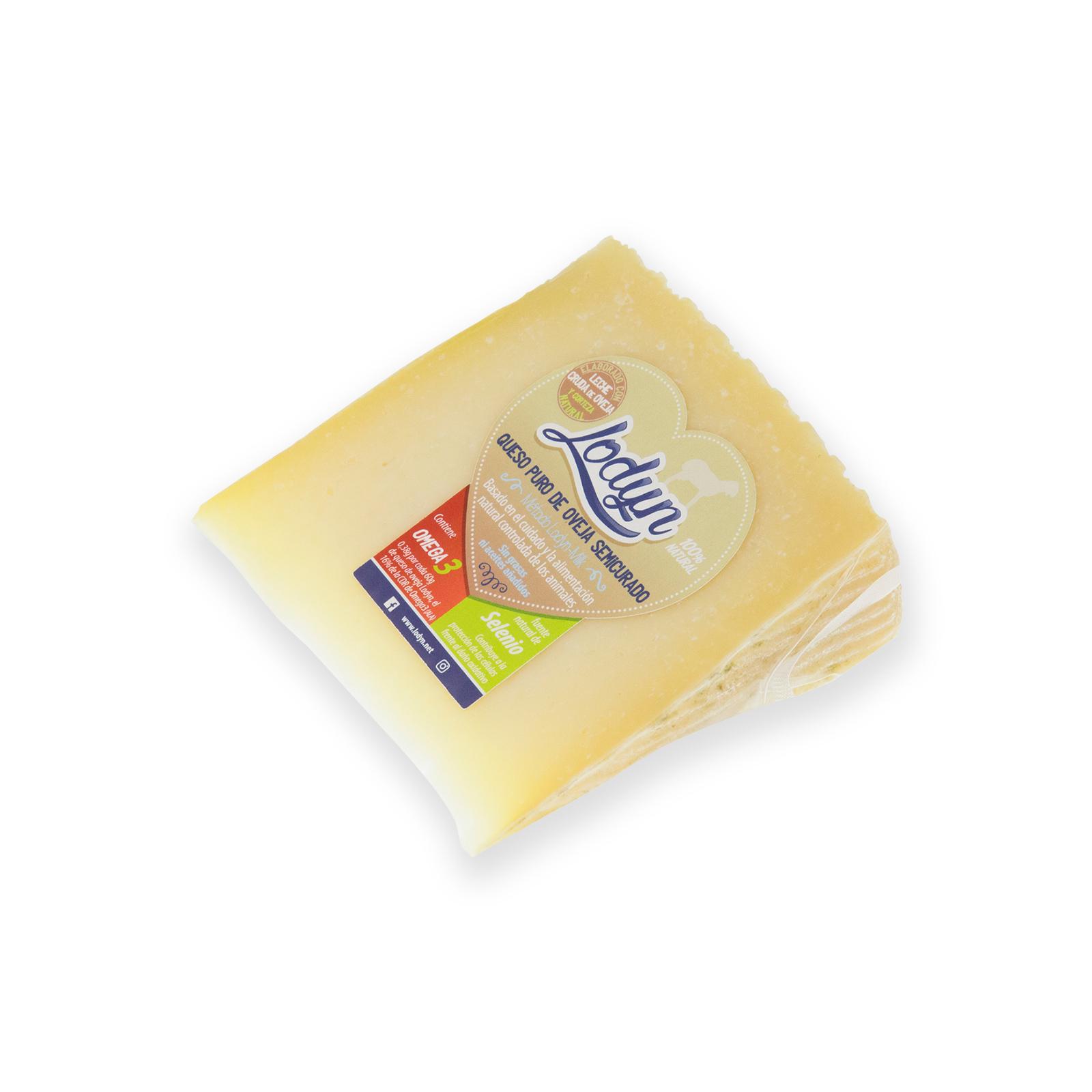 Cuña queso de oveja Lodyn con Omega 3